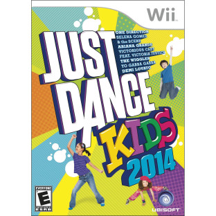 WII JUST DANCE KIDS 2014