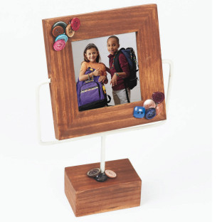 WOOD FRAME/STAND
