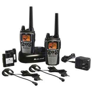 MIDLAND 36 MILE RANGE 2 WAY RADIOS