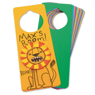 Rainbow Bright Door Hangers Value Pack