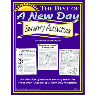 BEST OF A NEW DAY SENSORY BOOK