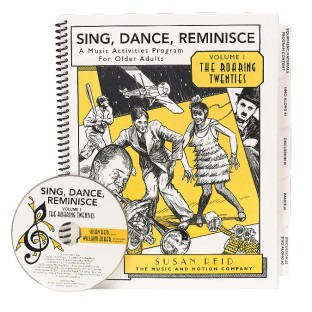 SING DANCE REMINISE VOL 1 ROARING 20S