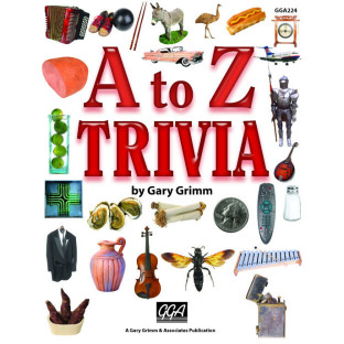 A TO Z TRIVIA BOOK