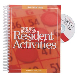 BIG BOOK OF RESIDENTS ACTIVITIES