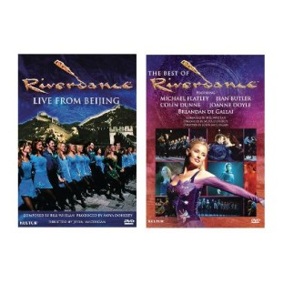 RIVERDANCE DVD SET OF 2
