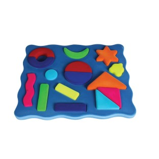 SOFT 3D SHAPE SORTER