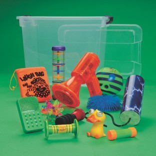 SILLY SENSATIONS ACTIVITY TUB EASY PACK