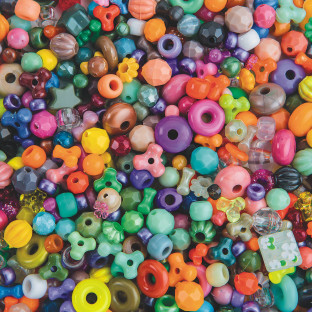 Craft Bead Value Mix