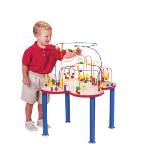 Roller Coaster Activity Table