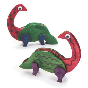 Buddy the Dinosaur Craft Kit