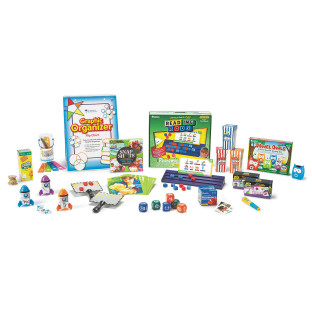 Standards Aligned English Kit, Kindergarten