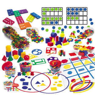 Standards Aligned Math Kit, Kindergarten