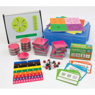 Fraction Kit for The Common Core