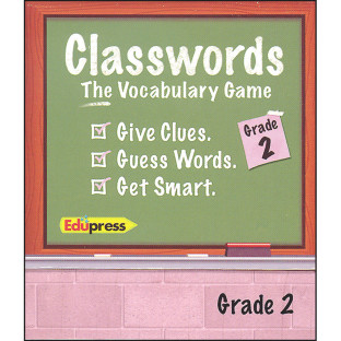 CLASSWORDS VOCABULARY GAME GRADE 2