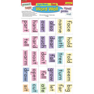 WORD WALL CARDS GRADES 1 TO 2