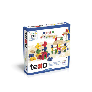 Texo Design and Construction 100-Piece System