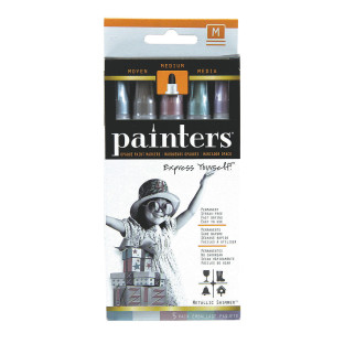 Elmer's® Painters Metallic Shimmer Paint Markers