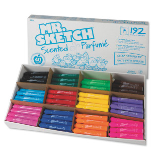 Mr. Sketch® Scented Markers