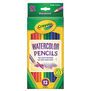 Crayola® Watercolor Pencils