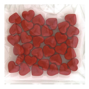 Red Candy Hearts Grab Bags