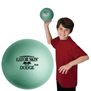 Adult dodgeball quality, kid-friendly appeal!