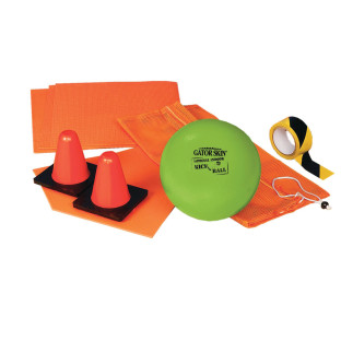 GATOR SKIN OFFICIAL INDOOR KICKBALL EASY PACK