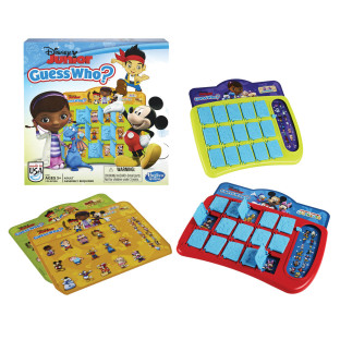 DISNEY JR GUESS WHO GAME
