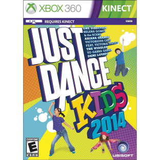 KINECT JUST DANCE KIDS 2014
