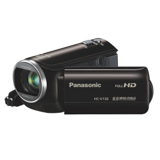 PANASONIC HC V130 DIGITAL CAMCORDER