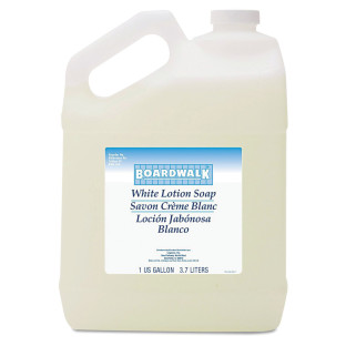 LIQUID SOAP MILD WHITE GALLON CASE OF 4