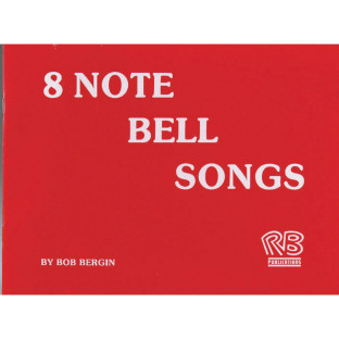 8 NOTE BELL SONG BOOK
