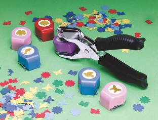 CHANGEABLE CUTTING PUNCH SET/6