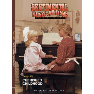 DVD SONGS OF CHERISHED CHILDHOOD
