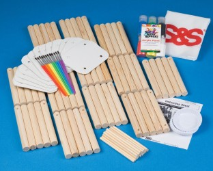 WOOD RIVER RAFT KIT PK/12