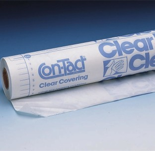 PAPER CLEAR CONTACT 18INX25YD