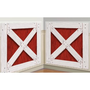 WESTERN BARN SHUTTERS ADD ONS PK2