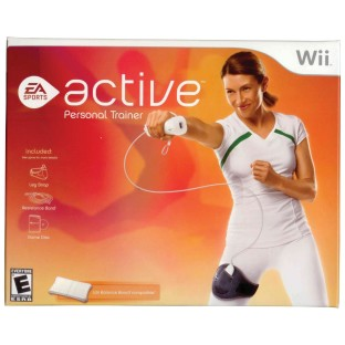 WII EA SPORTS ACTIVE GAME PACK