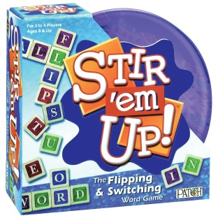 STIR EM UP CROSSWORD GAME