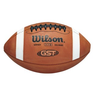 WILSON GST 1003 LEATHER FTBALL