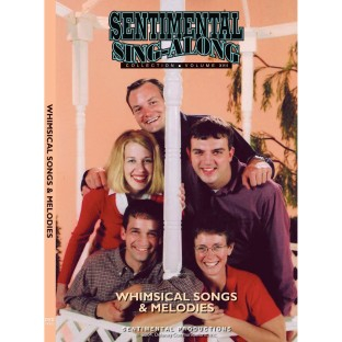 DVD WHIMSICAL SONGS AND MELODIES