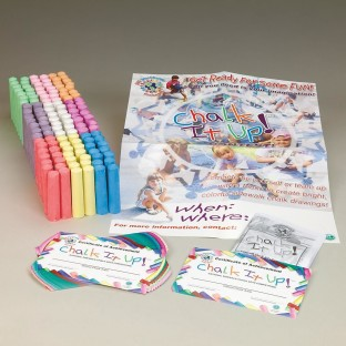 CHALK IT UP CONTEST PACK