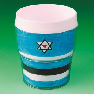 KIDDUSH CUP 8OZ PK/12