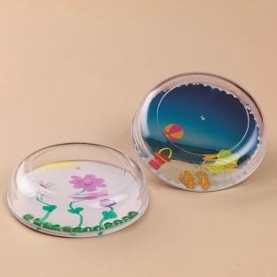 KEEPSAKE PAPERWEIGHT KIT PK/12