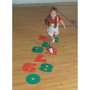 HOPSCOTCH NUMBERS