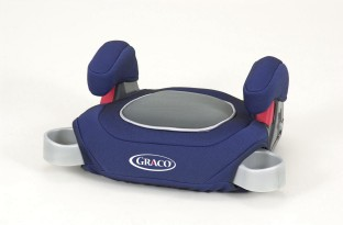 BACKLESS TURBO BOOSTER SEAT