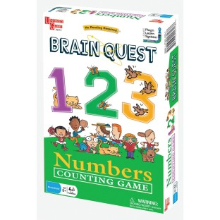 BRAIN QUEST NUMBERS PLAY N LEARN GAME