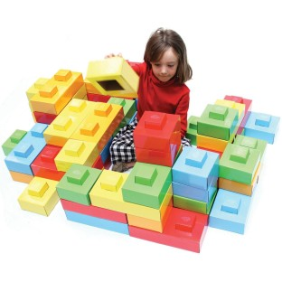 DADO CARDBOARD BLOCKS