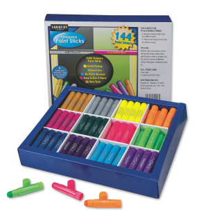 Sargent Tempera Paint Sticks
