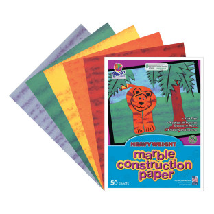 "Art Street Construction Paper 9""x12"" (pack of 50)"