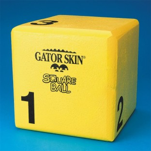 GATORSKIN BLOCK BALL YELLOW